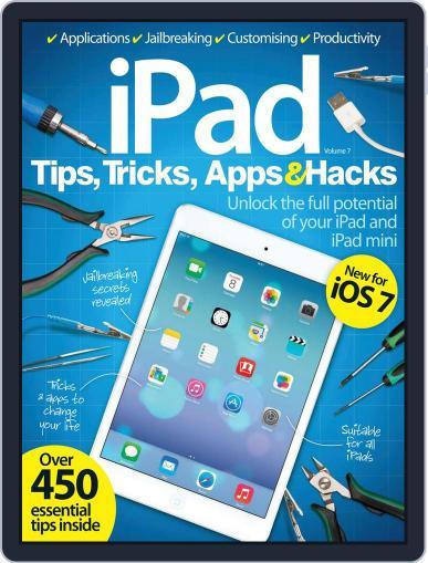 iPad Tips, Tricks, Apps & Hacks Magazine (Digital) November 15th, 2013 Issue Cover