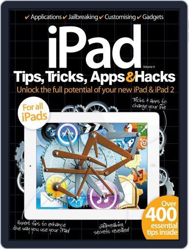 iPad Tips, Tricks, Apps & Hacks Magazine (Digital) October 4th, 2012 Issue Cover