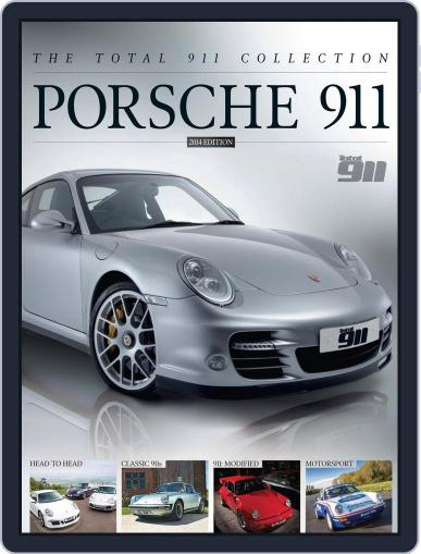 The Total 911 Collection March 26th, 2014 Digital Back Issue Cover