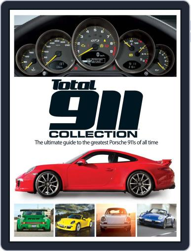 The Total 911 Collection March 15th, 2013 Digital Back Issue Cover