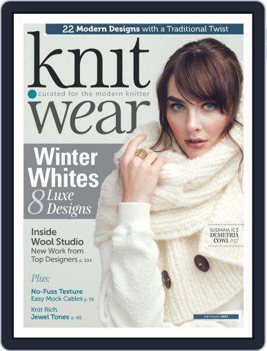 knit.purl Magazine (Digital) September 28th, 2017 Issue Cover