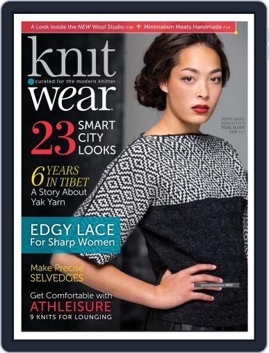 knit.purl Magazine (Digital) March 30th, 2017 Issue Cover