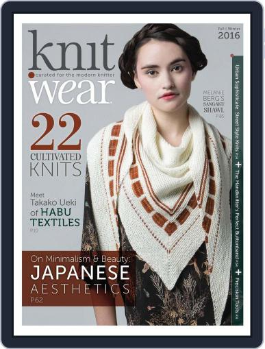 knit.purl Magazine (Digital) October 1st, 2016 Issue Cover