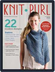 knit.purl Magazine (Digital) Subscription April 8th, 2015 Issue
