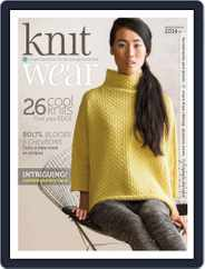 knit.purl Magazine (Digital) Subscription April 2nd, 2014 Issue