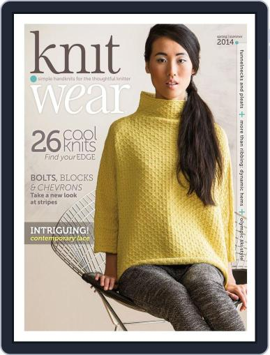 knit.purl Magazine (Digital) April 2nd, 2014 Issue Cover