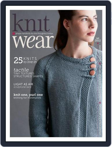 knit.purl Magazine (Digital) October 3rd, 2012 Issue Cover