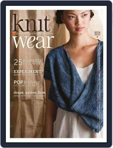 knit.purl Magazine (Digital) June 27th, 2012 Issue Cover