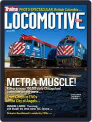 Locomotive Magazine (Digital) Subscription September 1st, 2016 Issue