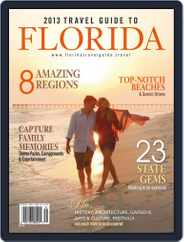 Travel Guide to Florida Magazine (Digital) Subscription December 1st, 2013 Issue