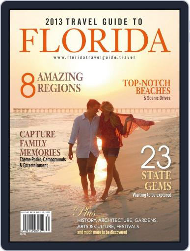 Travel Guide to Florida Magazine (Digital) December 1st, 2013 Issue Cover