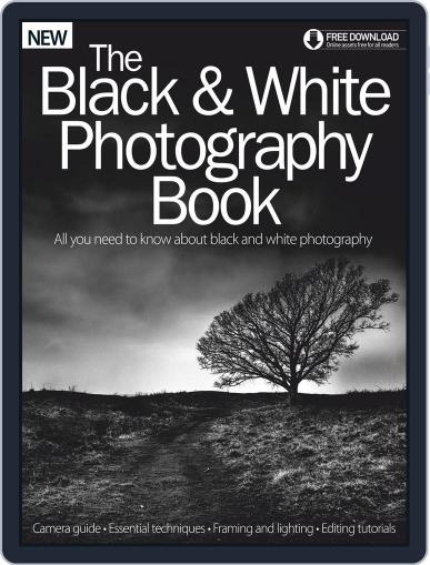 The Black & White Photography Book December 9th, 2015 Digital Back Issue Cover