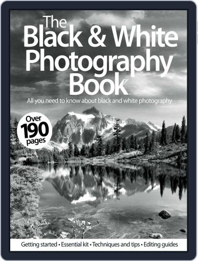 The Black & White Photography Book November 5th, 2013 Digital Back Issue Cover