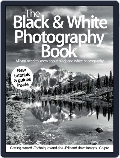 The Black & White Photography Book December 1st, 2012 Digital Back Issue Cover