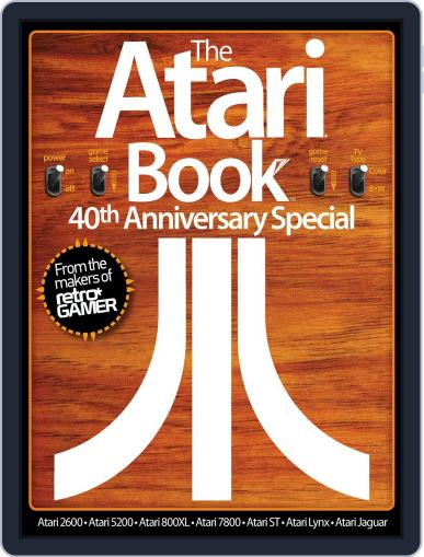 The Atari Book Magazine (Digital) December 21st, 2012 Issue Cover