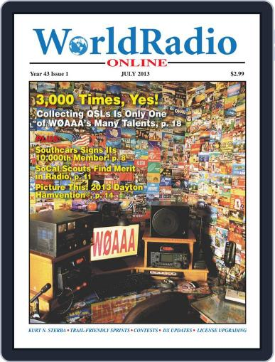Worldradio Online (Digital) June 25th, 2013 Issue Cover