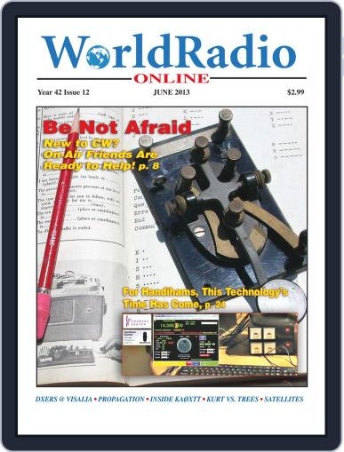 Worldradio Online (Digital) May 25th, 2013 Issue Cover