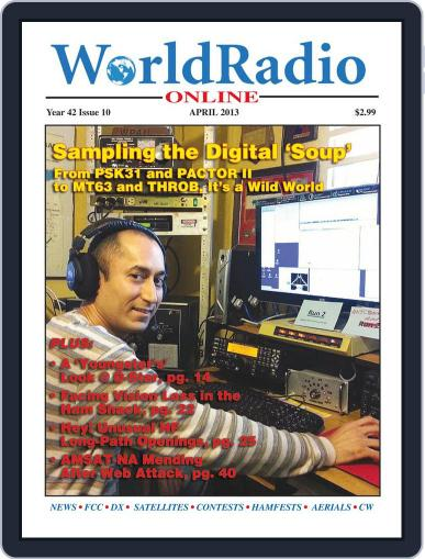 Worldradio Online (Digital) March 25th, 2013 Issue Cover