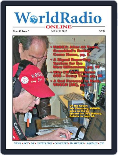Worldradio Online (Digital) February 25th, 2013 Issue Cover