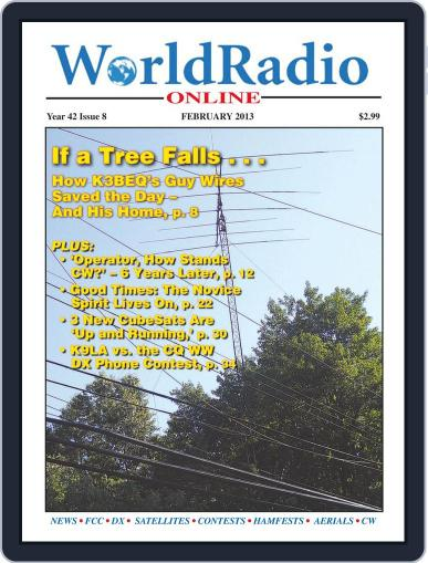 Worldradio Online (Digital) January 25th, 2013 Issue Cover