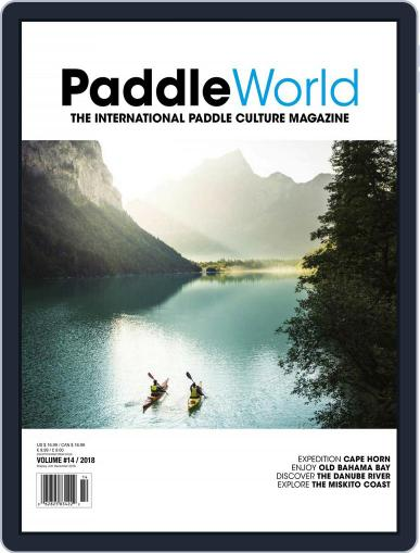 Paddle World July 1st, 2018 Digital Back Issue Cover