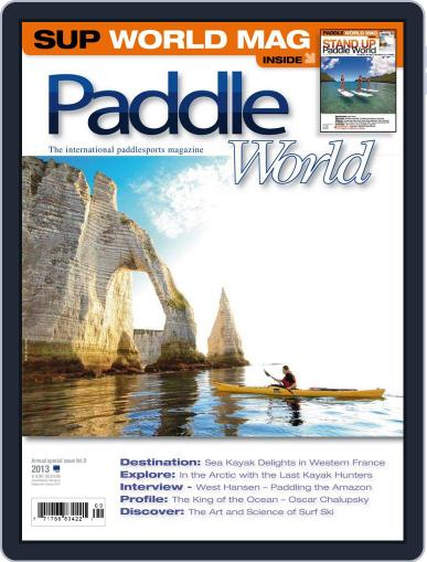 Paddle World June 17th, 2013 Digital Back Issue Cover