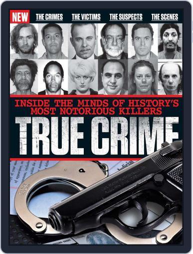 True Crime United Kingdom June 24th, 2015 Digital Back Issue Cover