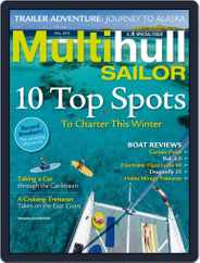 Multihull Sailor (Digital) Subscription September 2nd, 2016 Issue