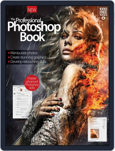 The Professional Photoshop Book Magazine (Digital) April 1st, 2015 Issue Cover