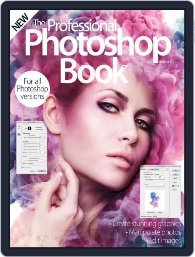 The Professional Photoshop Book Magazine (Digital) October 15th, 2014 Issue Cover