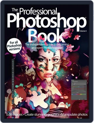The Professional Photoshop Book Magazine (Digital) April 9th, 2014 Issue Cover