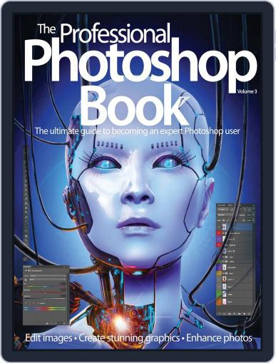 The Professional Photoshop Book Magazine (Digital) July 3rd, 2013 Issue Cover