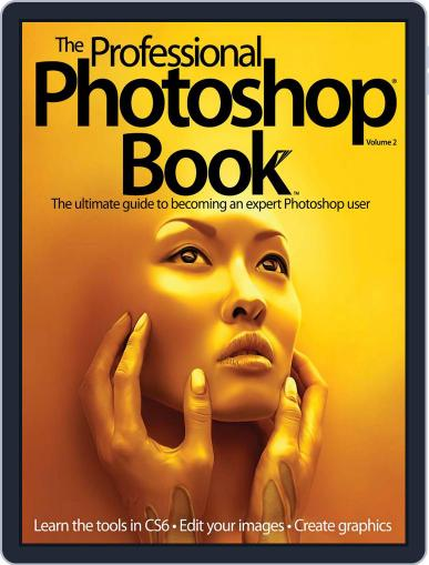 The Professional Photoshop Book Magazine (Digital) September 1st, 2012 Issue Cover