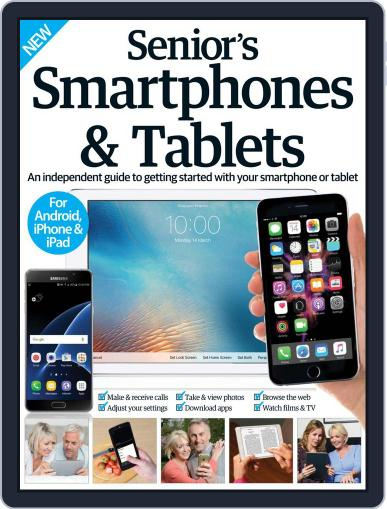 Senior's Edition Smartphones & Tablets Magazine (Digital) May 1st, 2016 Issue Cover