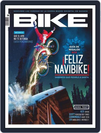 Bike México (Digital) December 1st, 2018 Issue Cover