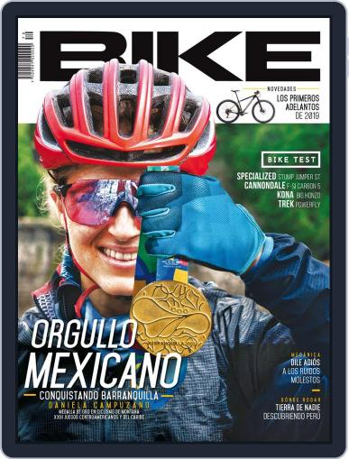 Bike México (Digital) August 1st, 2018 Issue Cover