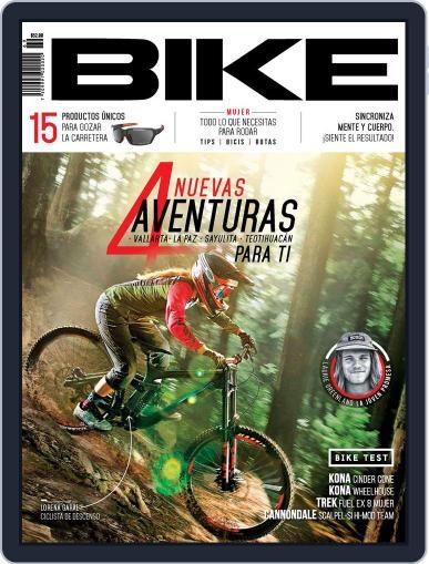 Bike México (Digital) June 1st, 2018 Issue Cover