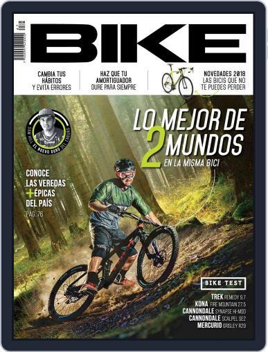 Bike México (Digital) February 1st, 2018 Issue Cover