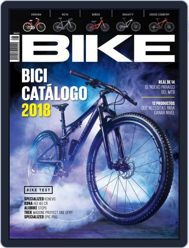 Bike México (Digital) December 1st, 2017 Issue Cover
