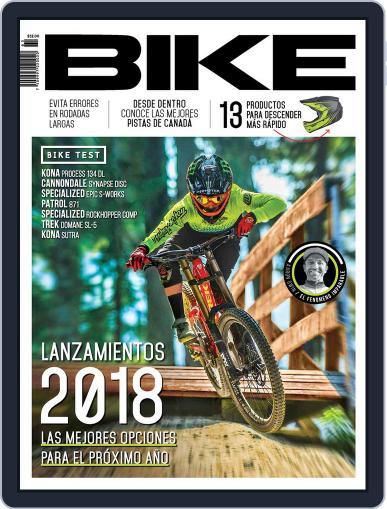 Bike México (Digital) October 1st, 2017 Issue Cover