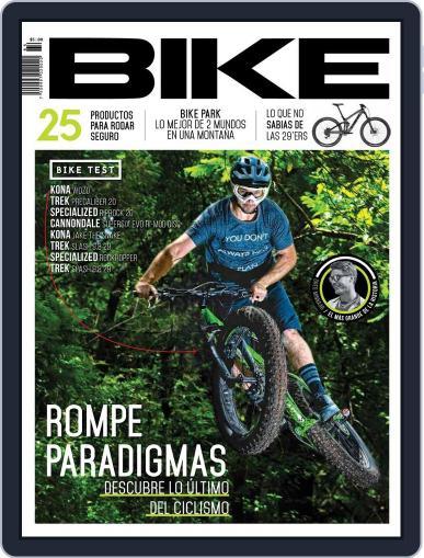 Bike México (Digital) August 1st, 2017 Issue Cover