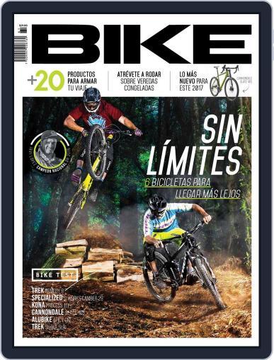 Bike México (Digital) February 1st, 2017 Issue Cover