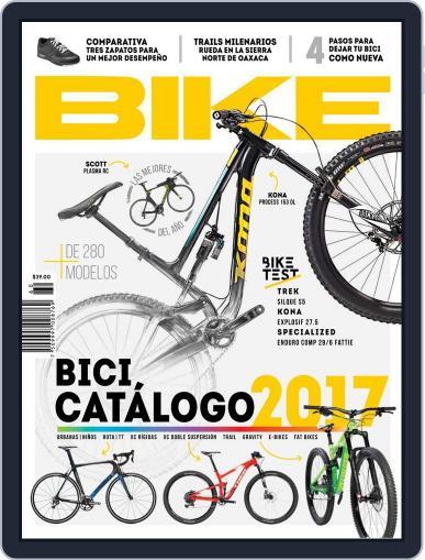 Bike México (Digital) December 1st, 2016 Issue Cover