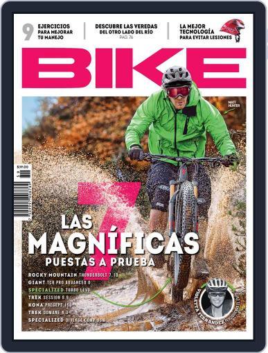 Bike México (Digital) October 1st, 2016 Issue Cover