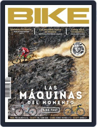 Bike México (Digital) June 20th, 2016 Issue Cover