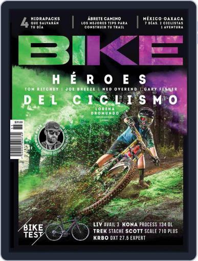 Bike México (Digital) February 19th, 2016 Issue Cover