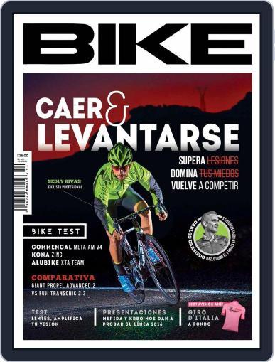 Bike México (Digital) June 1st, 2015 Issue Cover