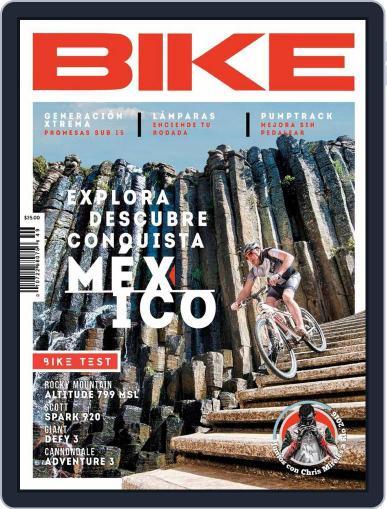 Bike México (Digital) February 20th, 2015 Issue Cover