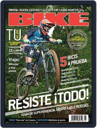 Bike México (Digital) October 20th, 2014 Issue Cover