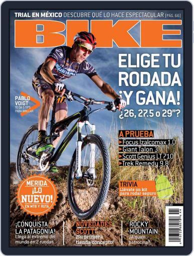 Bike México (Digital) April 22nd, 2014 Issue Cover